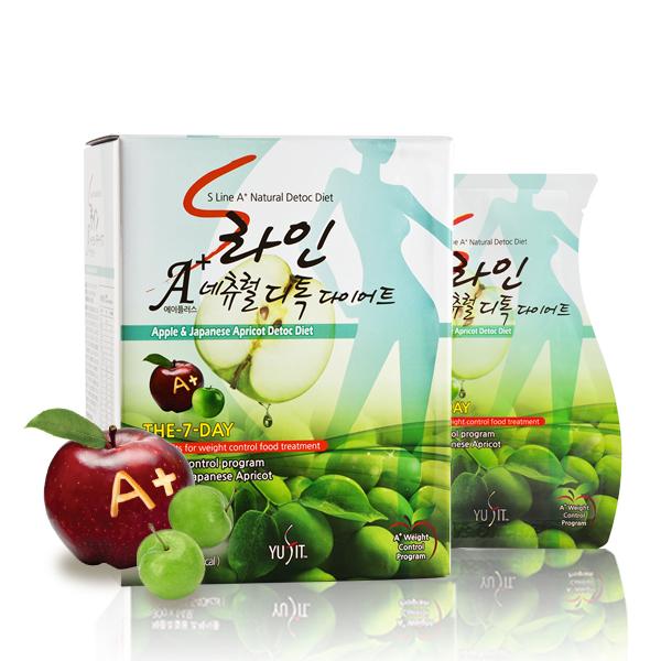 더유핏 S라인 A+ 네츄럴 디톡 다이어트