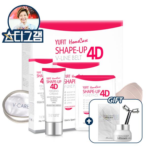 더유핏 쉐이프업 4D 브이라인 3종세트